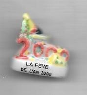 Fève, LA  FEVE  DE  L' AN  2000 - Autres