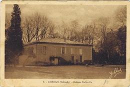33 - Corbiac - Château Vielleville - Otros Municipios