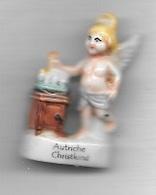 Fève  Pays  AUTRICHE  Christkind - Autres