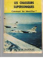 Mini-Bibliothèque SPIROU N°110 LES CHASSEURS SUPERSONIQUES Comment Les Identifier? Par WIM DANNAU - Spirou Magazine