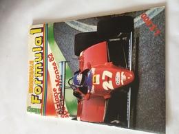 Edition Spéciale Grand Prix D'ITALIE F1 1982 - Automobile - F1