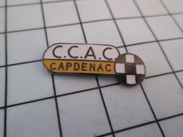 819 Pin's Pins / Beau Et Rare / THEME : AUTRES / CCAC CADENAS - Musik