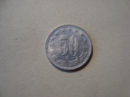 MONNAIE YOUGOSLAVIE 50 DINARA 1953 - Yugoslavia