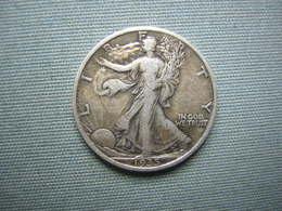 ETATS-UNIS - HALF DOLLAR LIBERTY 1935 - ARGENT - Émissions Fédérales