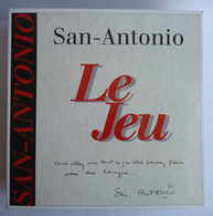 BOITE LE JEU - SAN-ANTONIO - FLEUVE NOIR Frédéric DARD 1999 HOURS-FLOCH - COMPLET - Autres