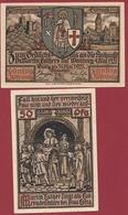 Allemagne 1 Notgeld 50 Pfenning Stadt Eisenach Dans L 'état Lot N °6002 - [ 3] 1918-1933 : République De Weimar