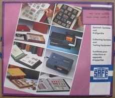SAFE/I.D. - Jeu MONACO 1992 (SANS CARNETS) - Pré-Imprimés