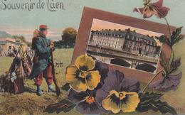 CAEN : Caserne Du 43ème D'artillerie N°1 - Caen