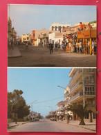 Visuel Très Peu Courant - Espagne - Moncófar - Moncofa - Avenida Y Tarde De Toros - Recto Verso - Castellón