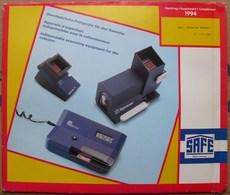 SAFE/I.D. - Jeu MONACO 1994 - Pré-Imprimés