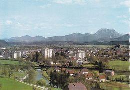(20/227) Österreich Vöcklabruck Panorama Gegen Traunstein - Vöcklabruck