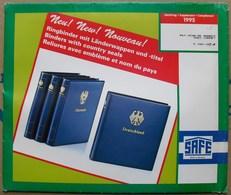 SAFE/I.D. - Jeu MONACO 1995 - Pré-Imprimés