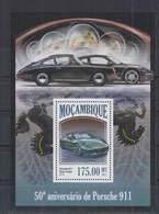 N969. Mozambique - MNH - 2013 - Transport - Cars - Porsce 911 - Bl - Cars