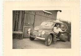 4 CHEVAUX .MONSIEUR DEVANT - Automobiles