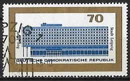1965 - DDR - Michel 1129 - Y&T 828 [Leipzig] - Used Stamps