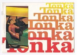 Catalogue Tonka, Petites Voitures, Miniatures, Camions, Jouets - Catalogues & Prospectus