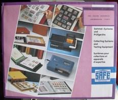 SAFE/I.D. - Jeu MONACO 1997 - Pré-Imprimés