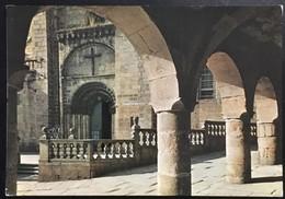Galicia Orense Catedral Puerta Sur. Año 1968. - Orense