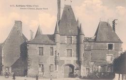 18 - AUBIGNY VILLE / ANCIEN CHATEAU FACADE NORD - Aubigny Sur Nere