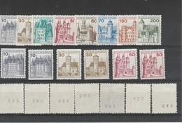 ALLEMAGNE RFA 1977..... No 762/767... .  NEUFS SANS CHARNIERES - [7] Federal Republic