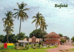 1 AK Guinea-Bissau * Die Stadt Bafatá - Die Zweitgrößte Stadt Des Landes Und Hauptstadt Der Gleichnamigen Region Bafatá - Guinea-Bissau