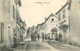 LIVERNON-grande Rue - Livernon