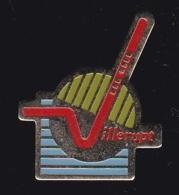63749- Pin's-Villerupt. - Villes