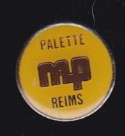 63761- Pin's-Palettes MP.Reims. - Villes