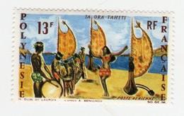 Polynésie Française, PA21 - Neufs