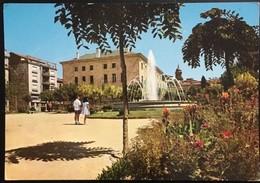 Orense Fuente De La Alameda. - Orense