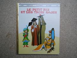 Un Petit Livre D'or Le Petit Roi Et Les Trois Sages, 1967...4A010320 - Livres, BD, Revues