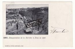 Rance (réexploitation De La Carrière à Rocs En 1900) - Sivry-Rance