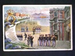 CAMPANIA -NAPOLI -reggimentale -F.P. LOTTO N°701 - Napoli (Naples)