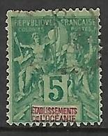 OCEANIE N°4 - Used Stamps