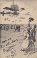 Aviazione - Riunioni - Milano 1910  - Circuito Aereo 24 Settembre -  3 Ottobre 1910 - Ricordo - Meetings