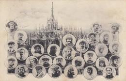 Aviazione - Riunioni - Milano 1910  - Circuito Aereo Internazionale -  I Concorrenti - Meetings