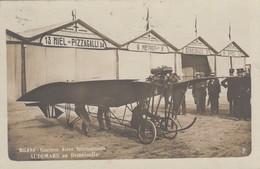 Aviazione - Riunioni - Milano 1910  - Circuito Aereo Internazionale - Audemars Su Demoiselle - Meetings