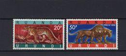 [HS1283]  Ruanda-Urundi 216A/16B - MNH - 1924-44: Mint/hinged