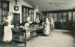 HOSPICE GENERAL DE NANTES - PHARMACIE - Nantes