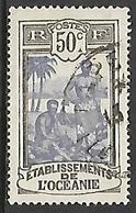OCEANIE N°55 - Used Stamps