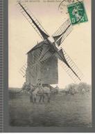 CPA VIABON (28) Moulin Lavo De 1916 - Autres Communes