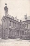 MONS - HAINAUT - BELGIQUE - PEU COURANTE CPA  -  FELDPOST DE 1914. - Mons
