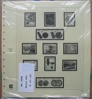 SAFE/I.D. - Jeu MONACO 2002 (feuilles Transparentes Jaunies) - Pré-Imprimés