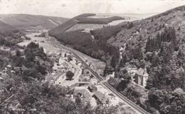 CLERVAUX - GRAND DUCHÉ DU LUXEMBOURG - CPSM DENTELÉE DE LA GARE. - Clervaux