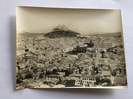 Photo De Presse Guerre WWI 1914 1918 Athène Grèce - War, Military