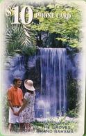 BAHAMAS  -  Phonecard  -  Batelco  - Cascade  -  $ 10 - Bahamas