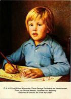 CPM AK ZKH Prins Willem-Alexander DUTCH ROYALTY (810472) - Familles Royales