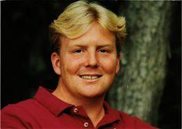 CPM AK ZKH Prins Willem Alexander DUTCH ROYALTY (811245) - Familles Royales
