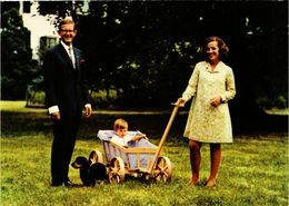 CPM AK Prinses Margriet,P.van Vollenhoven,Prins Maurits DUTCH ROYALTY (811271) - Familles Royales