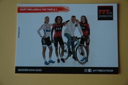 CYCLISME: CYCLISTE : EQUIPE 777.BE CYCLO CROSS - Ciclismo
